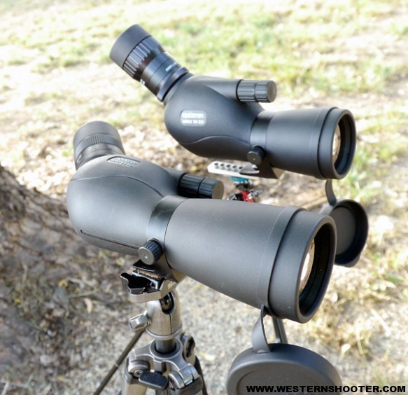 Opticron MM3 50mm ED and 60mm Spotting Scope Review